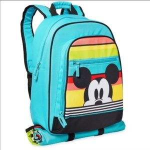 Mickey Mouse Summer Fun Backpack